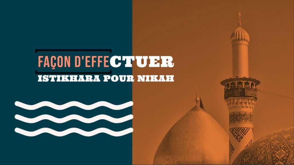 Istikhara phonétique pour Nikah